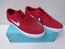 Nike SB CHRON SLR Solarsoft CD6278-600 RED Size 10.5 NEW