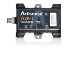 Actisense W2k-1 NMEA2000 to WiFi gateway with voyage recording A-W2K-1