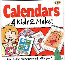CALENDARI | 4 Kids 2 fare | Nuovi | Windows 95 XP 98 (7 8 10 vedi lista)