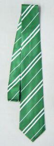 Harry Potter Slytherin Neck Ties Neckties Fancy Dress Hogwarts Hermione Tie