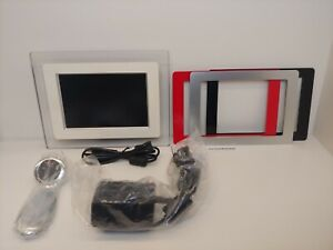 """Brand NEW - Philips 7FF1M4 - 7"""" Digital Picture Frame - Open Box - NEVER Used"""