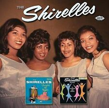 Tonight's the Night/Sing to Trumpets and Strings by The Shirelles (CD,...
