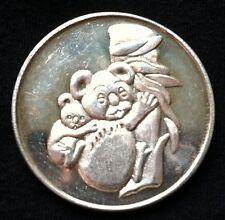 1 Oz Fine Silver KOALA BEARS Round