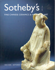 SOTHEBY'S Fine Chinese Ceramics Bronzes Jades Furniture Paintings WOA Catalog 02
