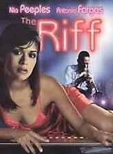 DVD: The Riff, Mark W. Allen. Good Cond.: Nia Peeples, Antonio Fargas, Leslie A.