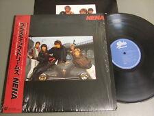 NENA Japan LP with OBI, INSERT, S/T