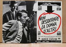 NON DESIDERARE LA DONNA D'ALTRI fotobusta poster Clift Lonelyhearts BJ4