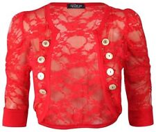 Button All Seasons Cropped Jumpers & Cardigans for Women