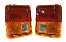MITSUBISHI Pajero Montero 1983-1991 rear tail lights lamp Left + Right