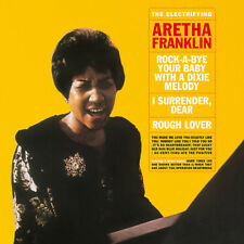 """ARETHA FRANKLIN """"THE ELECTRIFYING"""" (1962)  LP UK IMPORT 2018"""