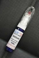 TOUCH UP PEN FOR NISSAN INK BLUE RBN METALLIC PAINT SCRATCH REPAIR QASHQAI JUKE