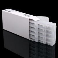 20 50 100 pcs New Disposable Sterile Tattoo Needles RL RS F M1 M2 RM