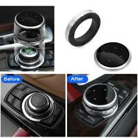 Multi-Media Control Knob Trim For BMW M1 2 3 4 5 6 7 GT X1 X3 X4 X5 X6 iDrive