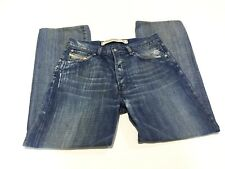 Diesel Industry Denim Division Men's Blue Jeans Size 32 Made In Italy