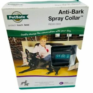 "Petsafe Anti Bark Collar for Dogs Fits neck S up to 24"" +6 LBS + Gentle Spray"