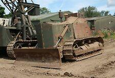 1/72 (76) Milicast UK101 D7 Caterpillar Armoured Bulldozer