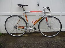 54cm Cannondale CAAD5 Track Bike (2002?), + extras: Track Bag, Chainrings & Cogs