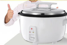 14L Commercial Electric Heating Cookers Steaming Cooking Kitchen Rice Cooker