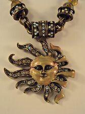 Kirks Folly NWOT Sunshine on My Shoulder Magnetic Enhancer & Necklace