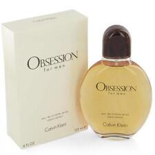 CK Obsession EDT for Men 125ml | Genuine CK Men's Perfume
