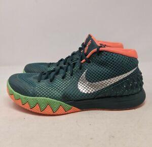 Nike Kyrie 1 Venus Flytrap Emerald Green Irving Basketball Shoe Sz 11.5 USED