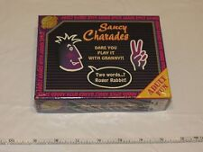 Saucy Charades Adult mini game added spice couples bachelor Bachelorette party