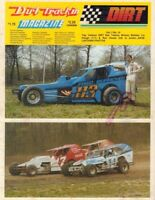 Dirt Trackin Magazine Tommy Wilson & Lin Hough Vol.7 No.10 052118nonr