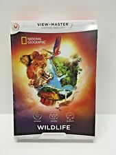 NEW - View-Master Experience Pack National Geographic: Wildlife