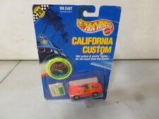 1989 Hot Wheels California Custom Ferrari Pink Variation (1)