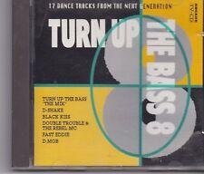 Turn Up the Bass-Volume 8 cd album