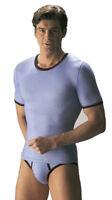 Maillot de corps pour homme blue line/bleu, tailles 5-9 de Pfeilring