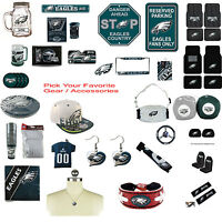 Brand New NFL Philadelphia Eagles Pick Your Gear / Accessories Official Licensed