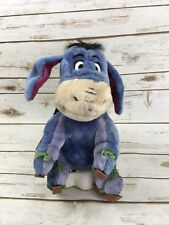 Plush Eeyore Winnie The Pooh Motionette (Not Working) Christmas Holiday Display