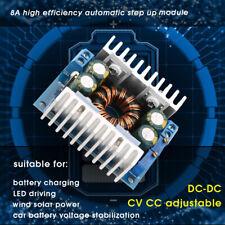 Automatic DC-DC Voltage Step Up Adjustable Boost Converter Module 8A UK