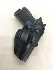 Leather IWB Holster WALTHER PPK, PPK/S (# 7375 BLK)