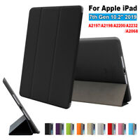 Cover Tablet Shell Smart Case Flip Stand For Apple iPad 10.2'' 7th Gen 2019