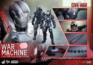 Hot Toys War Machine Mark 3 Diecast Civil WarMMS344D15