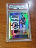 2019 Panini Contenders Conference Finals Ticket #73 Luka Doncic 53/125 PSA 9