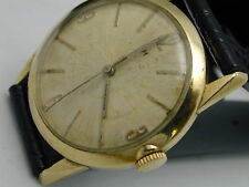NICE HAMILTON ROUND CAL 628 MANS WATCH RUNNING AT TIME OF LISTING