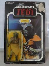 Vintage Star Wars 1983 Return Of The Jedi Klaatu 65 Back Palitoy Nunb Offer MOC