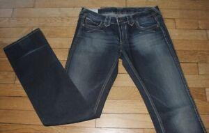 LE TEMPS DES CERISES  Jeans pour Femme W 29 - L 34  Taille Fr 38 (Réf E482)
