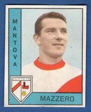 FIGURINA CALCIATORI PANINI 1962/63 - MAZZERO - MANTOVA