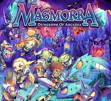 Masmorra Dungeons of ARCADIA QUEST + Kickstarter Exc Chests Coins and Pet Dice