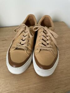 Leather Sneakers Size 37 - Trent Nathan