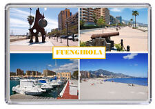 Fuengirola Costa del Sol Spain Fridge Magnet 01