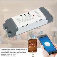 eWeLink 1CH/2CH Smart Wireless Timer Switch Module + 433mHz RF Controller Kit✔✔✔