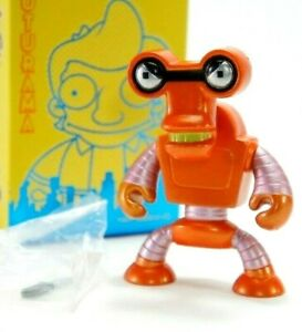 Kidrobot Futurama Universe X Series Roberto Art Figure Toy Robot
