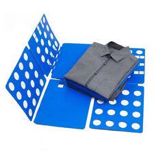 T-Shirt Clothes Folder Large Magic Fast Laundry Organizer Folding Board Adult E9