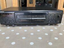 Sony TC-WE405 Vintage Twin Cassette Deck