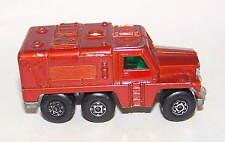 Matchbox Die Cast No.16 (1973) Badger, Armored Truck